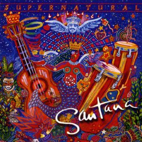 Carlos Santana – Supernatural (1999)