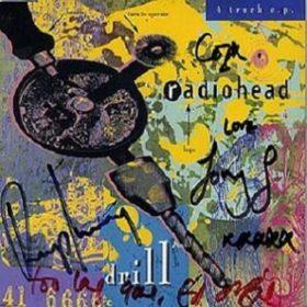 Radiohead – Drill EP (1992)