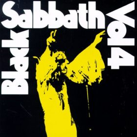 Black Sabbath – Black Sabbath Vol. 4 (1972)