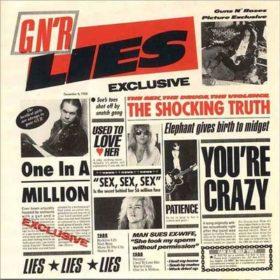 Guns N' Roses – Lies (1988)