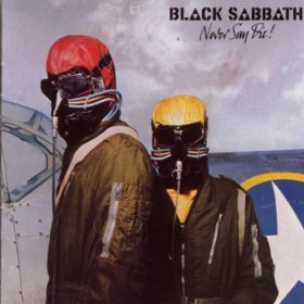 Black Sabbath – Never Say Die! (1978)