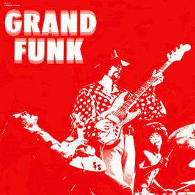Grand Funk Railroad – Grand Funk – The Red Album (1969)