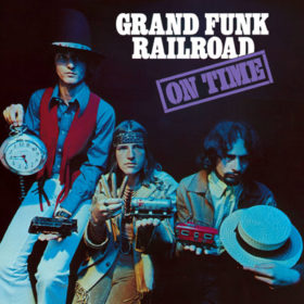 Grand Funk Railroad – On Time (1969)