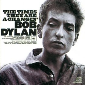 Bob Dylan – The Times They Are a-Changin' (1964)
