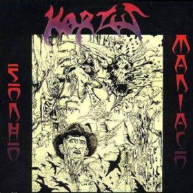 Korzus – Sonho Maníaco (1987)