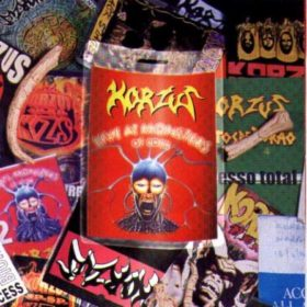 Korzus – Live At Monsters Of Rock (1998)