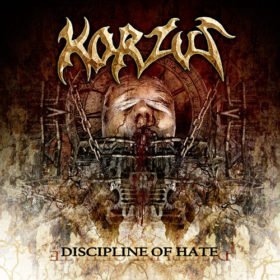 Korzus – Discipline of Hate (2010)