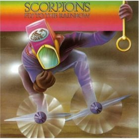 Scorpions – Fly to the Rainbow (1974)