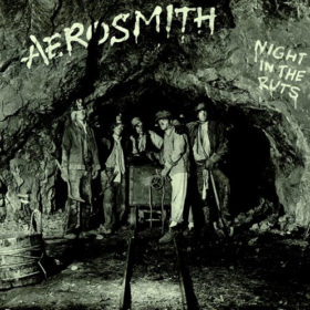 Aerosmith – Night In The Ruts (1979)