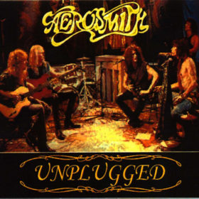 Aerosmith MTV Unplugged (1990)