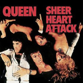 Queen – Sheer Heart Attack (1974)
