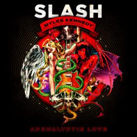 Slash – Apocalyptic Love – (2012)