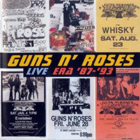 Guns N' Roses – Live Era ('87-'93)