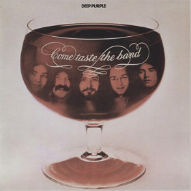 Deep Purple – Come Taste The Band (1975)