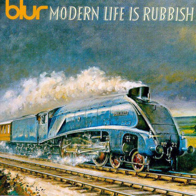 Download Blur – Modern Life is Rubbish (1993)