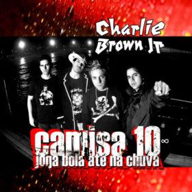 Charlie Brown Jr – Camisa 10 – Joga Bola Até na Chuva (2009)