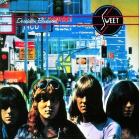 The Sweet – Desolation Boulevard (1974)