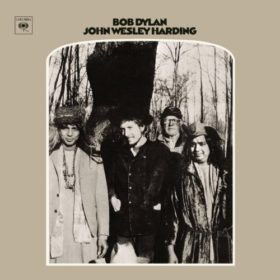 Bob Dylan – John Wesley Harding (1967)