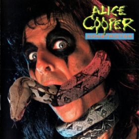 Alice Cooper – Constrictor (1986)