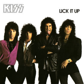 Kiss – Lick It Up (1983)