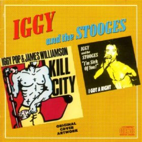 The Stooges – Kill City / Im Sick Of You (1987)