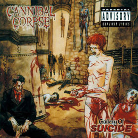 Cannibal Corpse – Gallery of Suicide (1998)