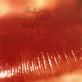 The Cure – Kiss Me Kiss Me Kiss Me (1987)