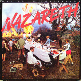 Nazareth – Malice in Wonderland (1980)