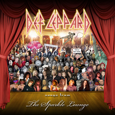 Def Leppard – Songs from the Sparkle Lounge (2008)