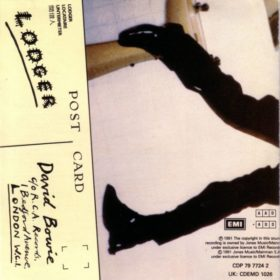 David Bowie – Lodger (1979)