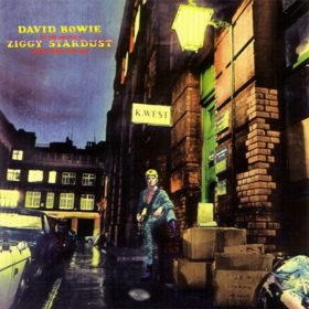 David Bowie – The Rise and Fall of Ziggy Stardust and the Spiders from Mars (1972)