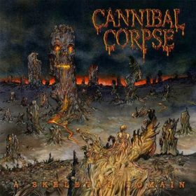 Cannibal Corpse – A Skeletal Domain – (2014)