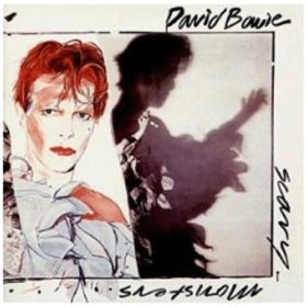 David Bowie – Scary Monsters (and Super Creeps) (1980)