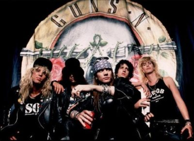 Download Guns N' Roses Discografia - Rock Download
