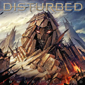 Disturbed – Immortalized (2015)