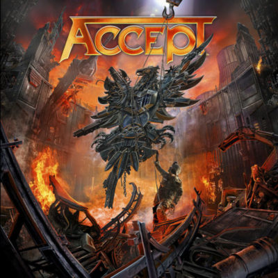 Download Accept - The Rise of Chaos (2017) - Rock Download