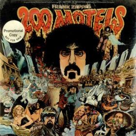 Frank Zappa – 200 Motels (1971)