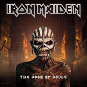 Iron Maiden – The Book of Souls (2015)