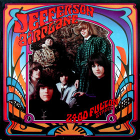Jefferson Airplane – 2400 Fulton Street (1987)