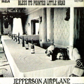 Jefferson Airplane – Bless Its Pointed Little Head (1969)