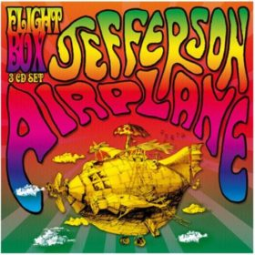 Jefferson Airplane – Flight Box (2009)