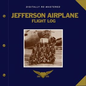 Jefferson Airplane – Flight Log, 1966-1976 (1977)