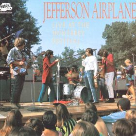 Jefferson Airplane – Live at the Monterey Festival (1995)