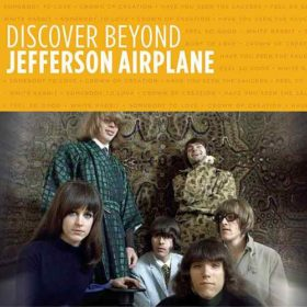 Jefferson Airplane – Discover Beyond EP (2007)