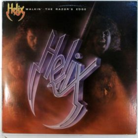 Helix – Walkin' the Razor's Edge (1984)