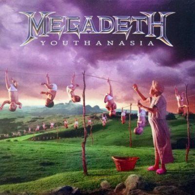 Download Megadeth - Youthanasia (1994) - Rock Download