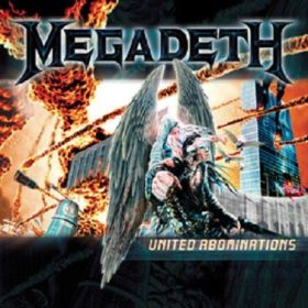 Megadeth – United Abominations (2007)