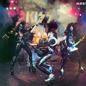 Kiss – Alive! (1975)