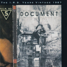 R.E.M. – Document (1987)