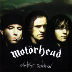 Motörhead – Overnight Sensation (1996)